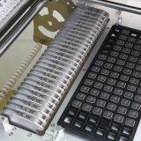 Para a colocação de fitas de Atalho Neoden4 pegar e colocar a máquina