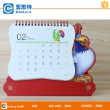 Бумажное печатание календара стола календара