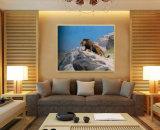 Оптовая картина маслом украшения высокого качества, домашняя картина украшения, картина искусствоа (львев на вахте)