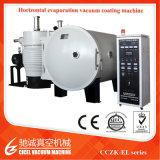 CZ-1400 horizontale PVD Vakuumbeschichtung für Sturzhelm-Masken/dekorative Film Vacuu Beschichtung für Plastikraupen/Schmucksachen Metalizer Pflanze