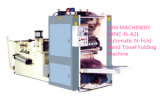 N-repliage automatique Serviette de replier la machine