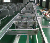 Chaîne à rouleaux de transmission en plastique pour système de convoyage automatique
