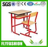 학교 가구 나무로 되는 단 하나 책상 및 의자 (SF-65S)
