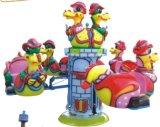 De Machine van het Spel van de Apparatuur van de Speelplaats van het vermaak voor Jonge geitjes Playset