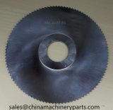 Le matériau HSS du finissage M42 de haute précision scie le couteau industriel de lame/acier inoxydable