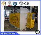 WC67Y dobradeira hidráulica em maanshan para a chapa de aço com controlador