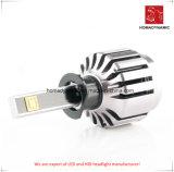 Boas vendas! ! ! LED de alta potência LED Farol de motocicleta 75W para 12 meses de garantia do motor