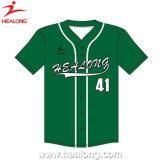 Healongデジタルの印刷の軽量の野球のTシャツの摩耗
