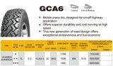 Gabelstapler-Schienen-Ochse-Vollreifen, OTR Gummireifen mit BIS 18.00r25