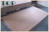4 ' madera contrachapada marina del color sólido de *8' 9/12/15/18m m para el exterior con pegamento de WBP
