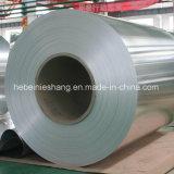Papier d'aluminium en roulis enorme