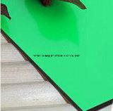 PE основных материалов алюминиевых композитных панелей используйте для установки на стене оформление