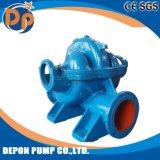 Bomba de agua abierta diesel de la succión doble de la sola etapa del mecanismo impulsor