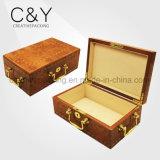 Caja de perfume árabe de madera de lujo modificada para requisitos particulares