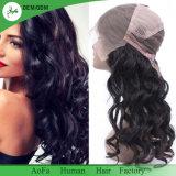 Vierge 100 % Cheveux humains frontale brésilien Lace Wig