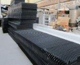 Rilievo di raffreddamento della materia plastica di alta qualità per la tettoia e la serra del pollame