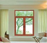 주문을 받아서 만들어진 Aluminum Double Glazing Windows, Flyscreen를 가진 Casement Window