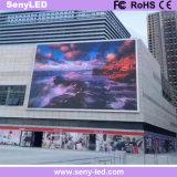 Panneau-réclame visuel annonçant le mur extérieur de DEL pour Purpouse commercial
