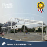 25m Tent van pvc van de Spanwijdte de Transparante voor Partij en Ceremonie