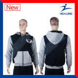 El diseño de China arropa la chaqueta modificada para requisitos particulares modelo fresco de Hoody