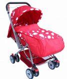 Faltbarer und Shock-Proof Baby-Spaziergänger des neuen Entwurfs-En1888 mit Baumwollkissen