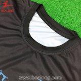 Haut de la vente de vêtements de sport Healong Sérigraphie T-Shirt pour la vente