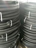 Noir résistant de boyau de soufflage de sable d'abrasion en caoutchouc de Qingdao Whosale