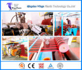 Пластиковый ПВХ каландрирование коврик производственной линии / пластиковые Установите противоскользящие экструзии машины