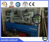 Máquina de torno horizontal e Gap de série C6236