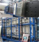 Linea di trasformazione d'isolamento automatica macchina di vetro della pressa piana verticale