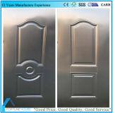 Популярно в коже двери рынка металла проштемпелеванных стальных/панели двери