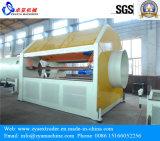 Cadena de producción del tubo de la preservación del calor del PE/máquina de la protuberancia