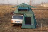 Dach-Zelt des Auto-4WD mit Anhang