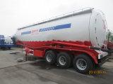 Rimorchio all'ingrosso asciutto del camion della polvere del cemento dei tre assi