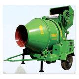 Jzc350 350 л дизельного топлива или с электроприводом портативный Self-Loading конкретных барабана в Китае заслонки смешения воздушных потоков