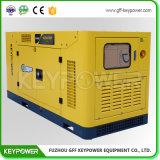 De gele van de Diesel van de Kleur 20kw Macht Reeks van de Generator door Cummins