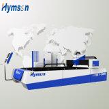 laser della fibra 800W che taglia l'acciaio inossidabile di 4mm (N2)
