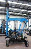 Hydraulischer Stapel-Fahrer/statische Stapel-fahrende Maschine für Verkauf