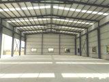 Construction légère préfabriquée de structure métallique de bâti portique (KXD-SSB94)