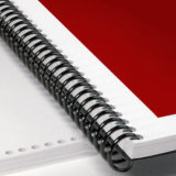 Сверхмощное Manual Coil Binding Machine для School Binding