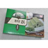 Doblar el papel impreso caja del alimento empaquetado de la caja