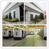 Torno manual del CNC de la base plana de la tirada de China (CKNC6180)