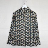 Custom высокого качества женщин и блузки леди шелковые блузы