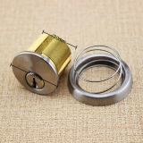 Serratura di cilindro della serratura di portello, serratura di cilindro d'ottone, Al-35