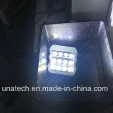 Im Freiendatenbahn-Straßen-Flutlicht, das Punkt-Licht des Anschlagtafel-Wasser-Beweis-IP65 LED bekanntmacht