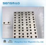 Gesinterde AlNiCo 8 Magneten voor Magnetische Sensoren, Motoren, Sprekers