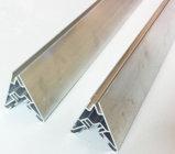 De Profielen van het aluminium drijven poeder-deklaag-Anodiseert van de Profielen van het Aluminium uit