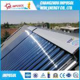 Aufgeteiltes Solarheißwasser-Heizsystem