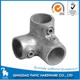 Accessorio per tubi del acciaio al carbonio malleabile