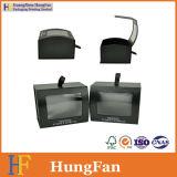 Schmucksache-Uhr-Halsketten-Ring-steifes Geschenk-verpackenkasten mit Belüftung-Fenster